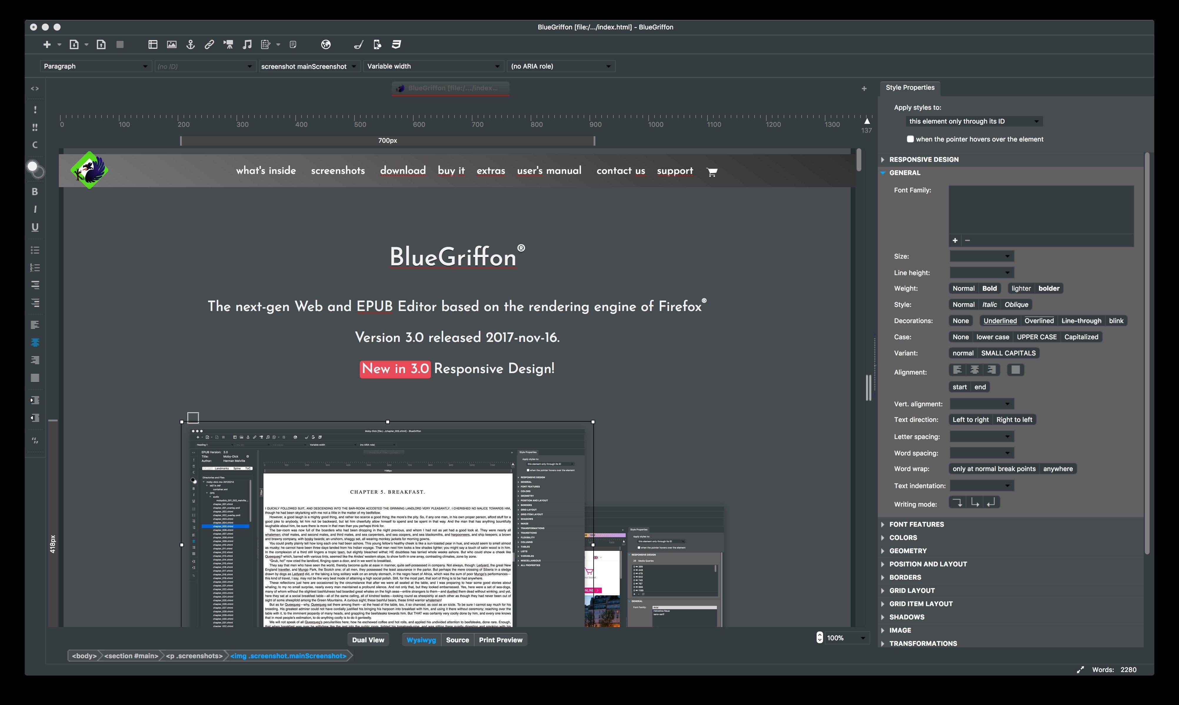 BlueGriffon Alternativen und ähnliche Software   ProgSoft.net