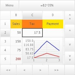 Efrac Spreadsheet の代替および類似のソフトウェア Progsoft Net