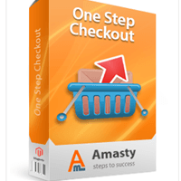 Magento One Step Checkout by Amasty icon