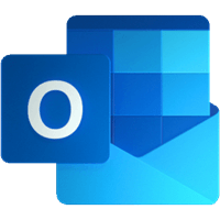 Small Microsoft Office Outlook icon