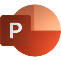 Small Microsoft Office Powerpoint icon