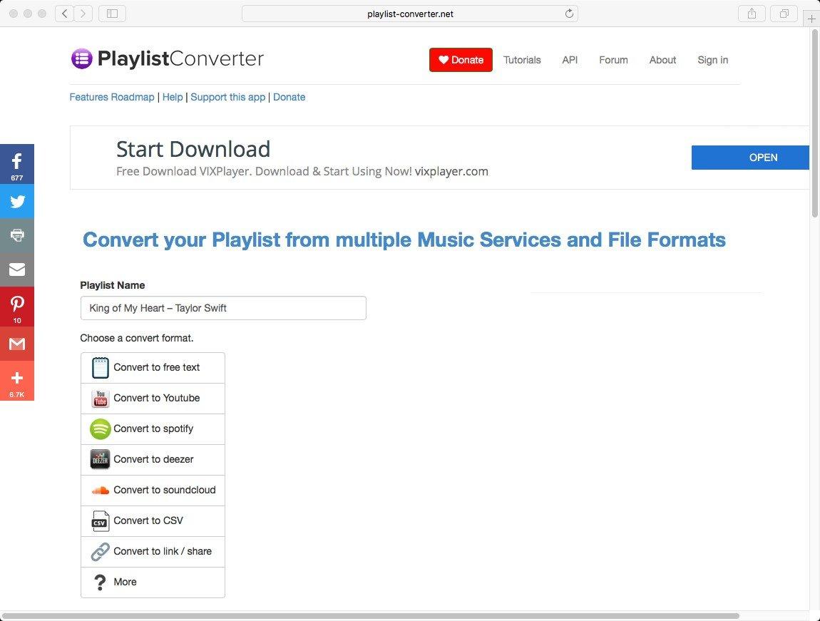 Playlist Converter Alternativen und ähnliche Software   ProgSoft.net