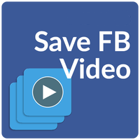 Save Fb Video icon